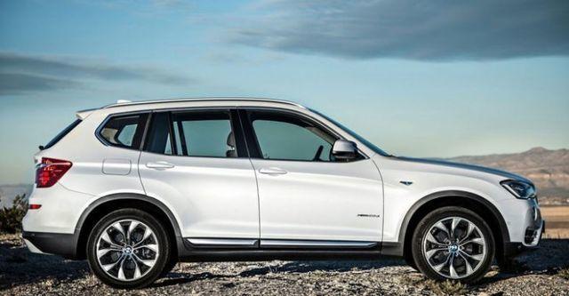 2015 BMW X3 xDrive20d  第2張相片
