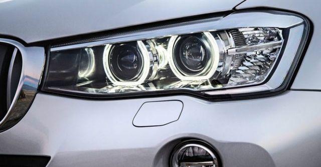 2015 BMW X3 xDrive20i菁英版  第4張相片