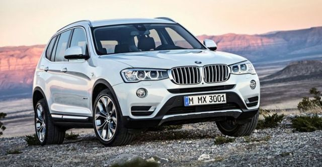 2015 BMW X3 xDrive28i  第1張相片