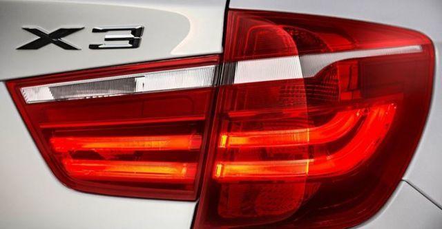 2015 BMW X3 xDrive30d  第4張相片