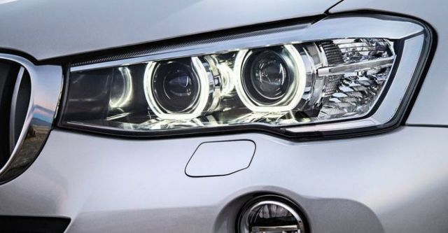 2015 BMW X3 xDrive30d  第5張相片