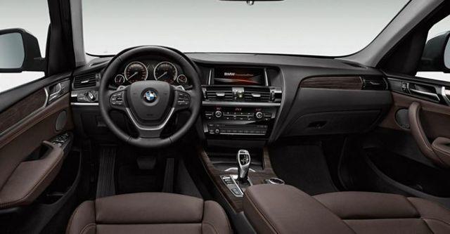 2015 BMW X3 xDrive30d  第8張相片