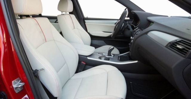 2015 BMW X4 xDrive30d  第10張相片