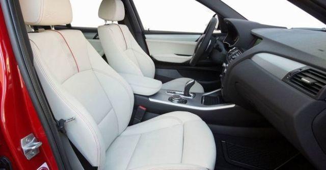 2015 BMW X4 xDrive35i  第8張相片