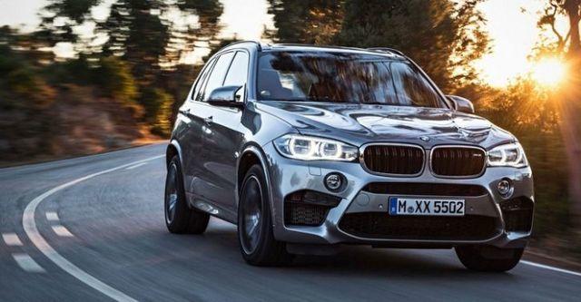 2015 BMW X5 M  第1張相片