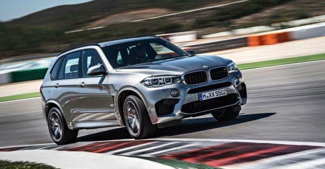 2015 BMW X5 M  第5張相片