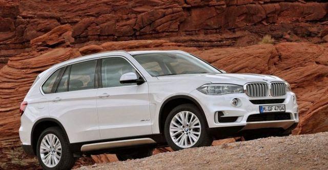 2015 BMW X5 xDrive25d  第1張相片