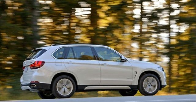 2015 BMW X5 xDrive35i  第3張相片