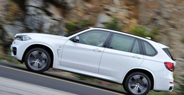 2015 BMW X5 xDriveM50d  第3張相片