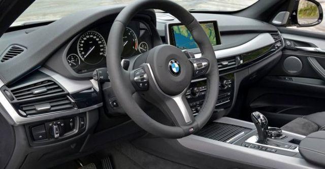 2015 BMW X5 xDriveM50d  第9張相片