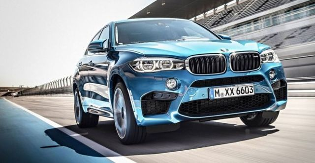 2015 BMW X6 M  第1張相片