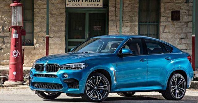 2015 BMW X6 M  第3張相片