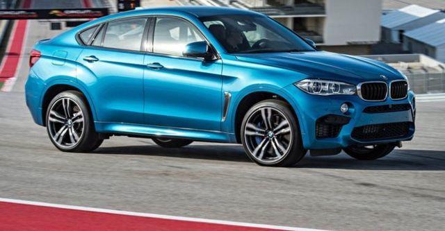 2015 BMW X6 M  第4張相片