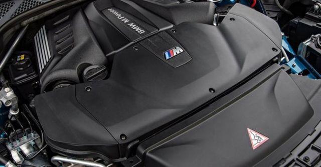 2015 BMW X6 M  第7張相片