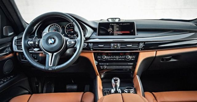 2015 BMW X6 M  第8張相片