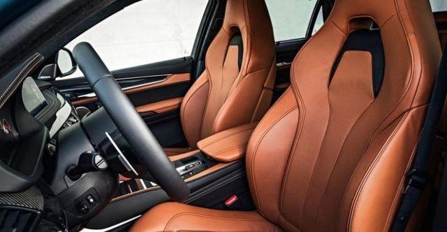2015 BMW X6 M  第10張相片