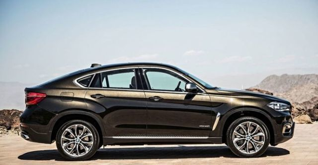 2015 BMW X6 xDrive30d  第2張相片
