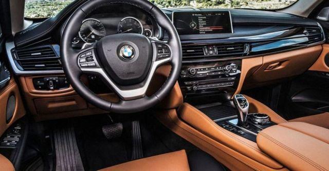 2015 BMW X6 xDrive30d  第9張相片