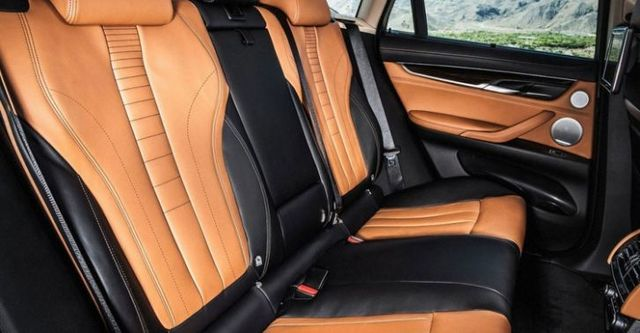 2015 BMW X6 xDrive35i  第7張相片