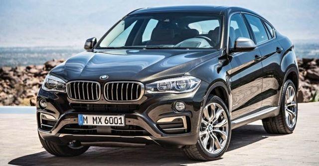 2015 BMW X6 xDrive50i  第1張相片