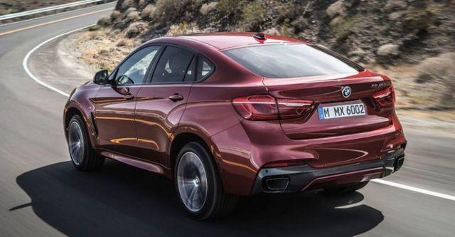 2015 BMW X6 xDriveM50d  第2張相片