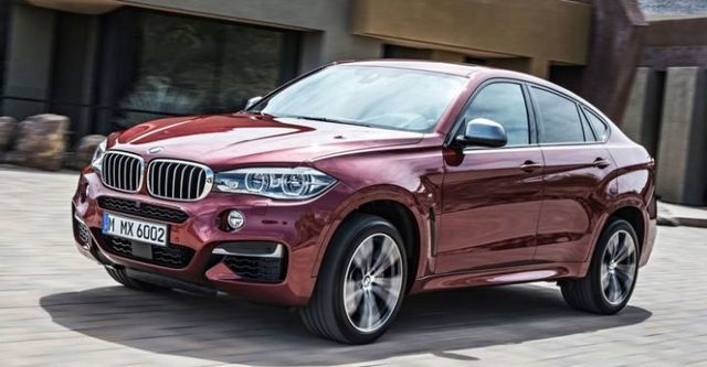 2015 BMW X6 xDriveM50d  第5張相片