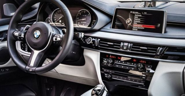 2015 BMW X6 xDriveM50d  第6張相片