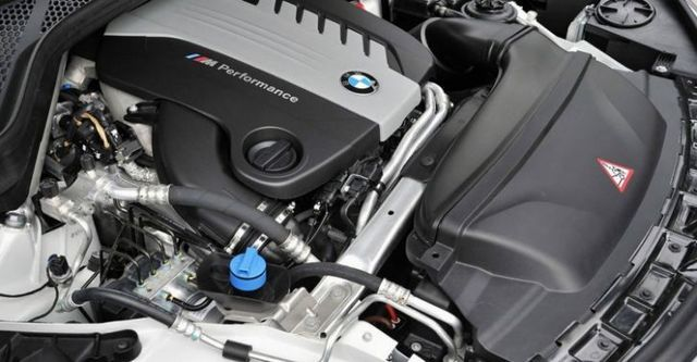 2015 BMW X6 xDriveM50d  第7張相片