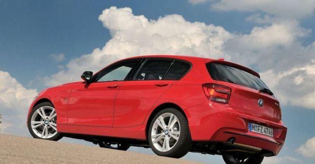 2014 BMW 1-Series 116i  第2張相片