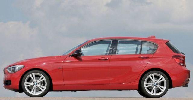 2014 BMW 1-Series 116i  第4張相片