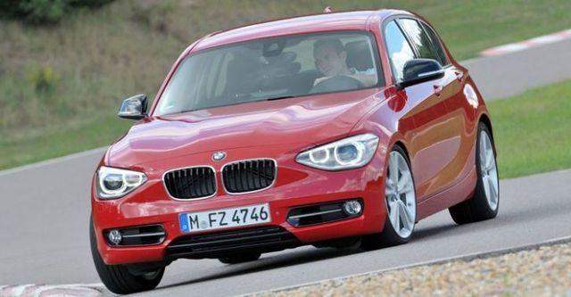 2014 BMW 1-Series 116i  第5張相片