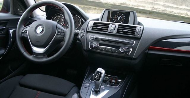 2014 BMW 1-Series 120d Sport Line  第5張相片