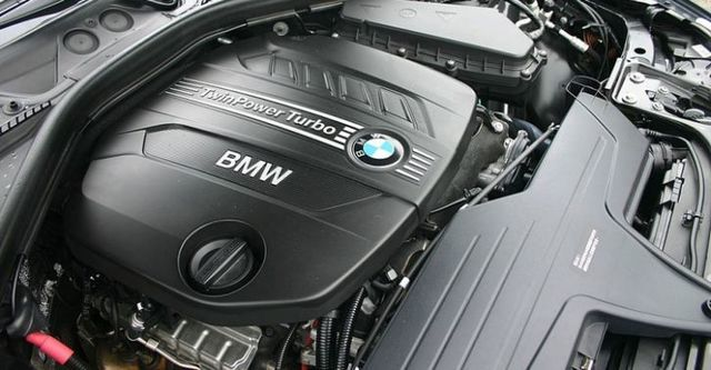 2014 BMW 1-Series 120d Sport Line  第8張相片