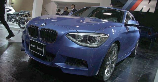 2014 BMW 1-Series 125i M Sport  第1張相片