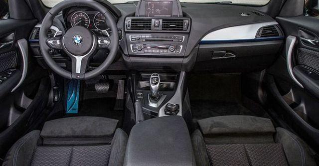 2014 BMW 1-Series 125i M Sport  第7張相片