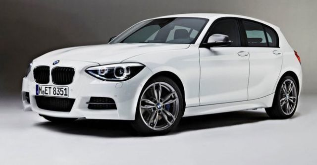 2014 BMW 1-Series M135i手排版  第1張相片