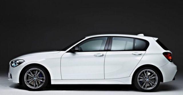 2014 BMW 1-Series M135i自排版  第3張相片