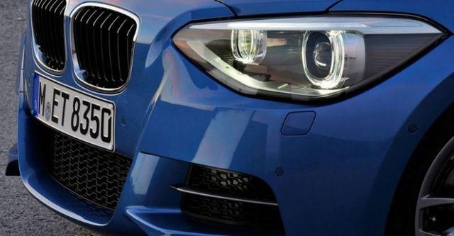 2014 BMW 1-Series M135i自排版  第5張相片