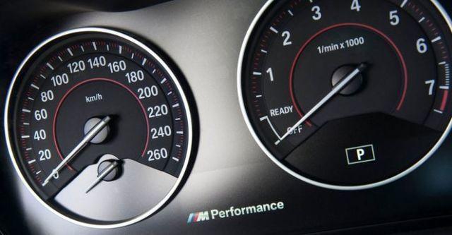 2014 BMW 1-Series M135i自排版  第8張相片