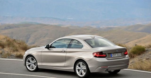 2014 BMW 2-Series 220d Sport  第2張相片