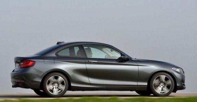 2014 BMW 2-Series 220d Sport  第3張相片