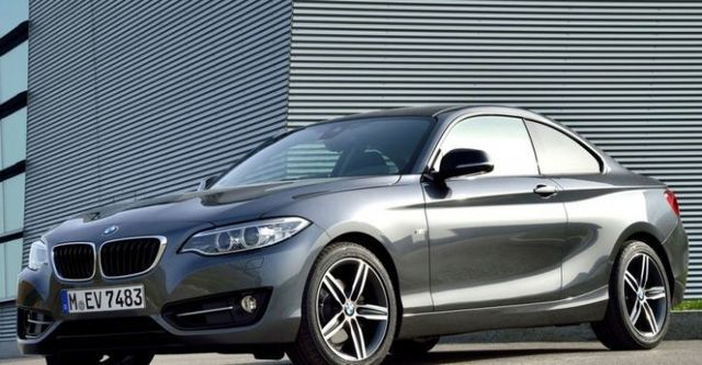 2014 BMW 2-Series 220d Sport  第4張相片