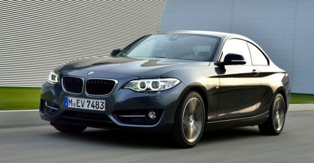 2014 BMW 2-Series 220d Sport  第5張相片