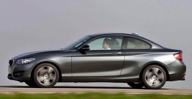 2014 BMW 2-Series 220d Sport  第6張相片