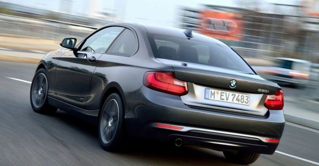 2014 BMW 2-Series 220i Sport  第3張相片
