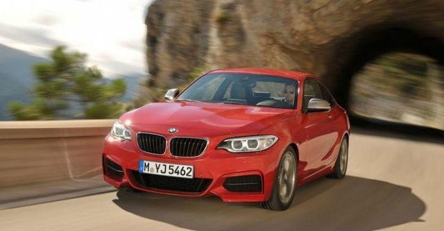 2014 BMW 2-Series M235i  第1張相片