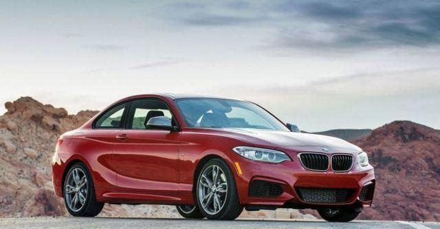 2014 BMW 2-Series M235i  第3張相片