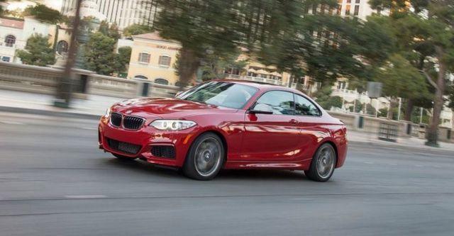 2014 BMW 2-Series M235i  第4張相片
