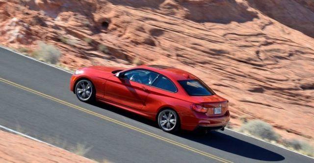 2014 BMW 2-Series M235i  第5張相片