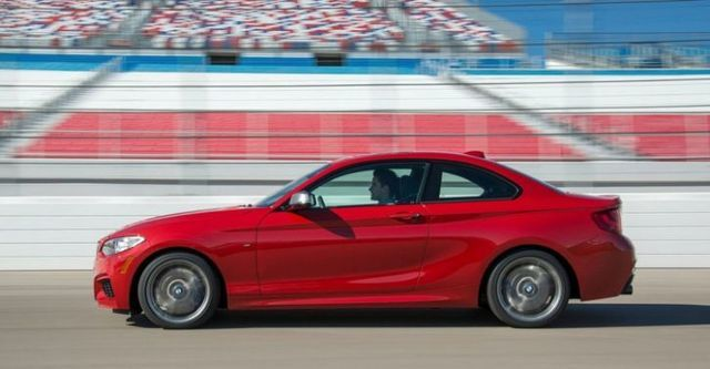 2014 BMW 2-Series M235i  第7張相片